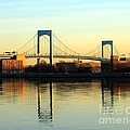 The Throggs Neck Bridge by Dale   Ford