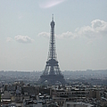 The Tower Eiffel by Nancy Taylor
