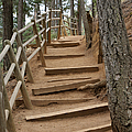 The Trail To The Top by Ernie Echols