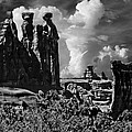 The Tribunal Arches National Park by Bob and Nadine Johnston