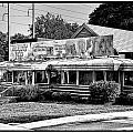 The Trolley Car Diner - Chestnut Hill Philadelphia by Bill Cannon