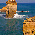 The Twelve Apostles In Port Campbell National Park Australia by Louise Heusinkveld
