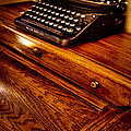 The Typewriter by David Patterson
