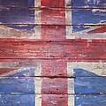 The Union Jack by Anna Villarreal Garbis