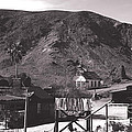 The Upper Village Of Calico Ghost Town by Susanne Van Hulst