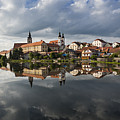 The Village From The Lake by Maremagnum