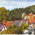 The Village Of Billy by Dai Wynn