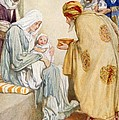 The Visit Of The Wise Men by Arthur A Dixon