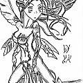 The Voluptuous Fairy  by Karthikeyan Yuvaraj