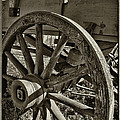 The Wagon Wheel by James Woody
