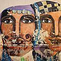 The Wall by Jurga Budryte