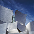 The Walt Disney Concert Hall, By Frank by Everett