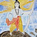 The Warrior by Sonali Gangane