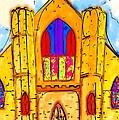 The Wedding Chapel by Alec Drake