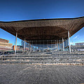 The Welsh Assembly Building 2 by Steve Purnell