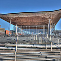The Welsh Assembly Building by Steve Purnell