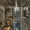 The West Virginia State Penitentiary Cell by Dan Friend
