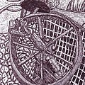 The Wheel by Cecelia Taylor-Hunt