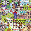 The Who What And Where Of Athens Alabama by Shawn Doughty