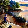 The Wish To Fish by Renate Nadi Wesley