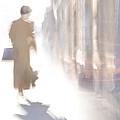 The Woman-riddle by larisa Fedotova