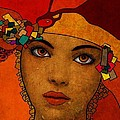 The Woman Ruby by Karima Ben cheikh