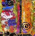 The Woven Stitch Cross Dance by Angela L Walker