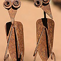 The Yard Birds by Nola Lee Kelsey