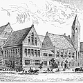 Theological Seminary, 1884 by Granger