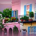 This Is Charleston South Carolina by Susanne Van Hulst