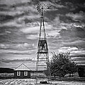 This Is Washington State No. 12 - The American Windmill by Paul W Sharpe Aka Wizard of Wonders
