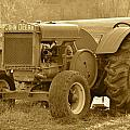 This Old Tractor by JD Grimes