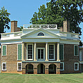 Thomas Jeffersons Poplar Forest by Teresa Mucha