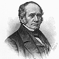 Thomas O. Larkin (1802-1858). American Merchant And California Pioneer. Wood Engraving, 19th Century by Granger