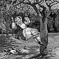 Thomas: The Swing, 1864 by Granger