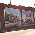 Thomasville Painted Wall by Lee Hartsell