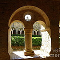 Thoronet Chapter House by Lainie Wrightson