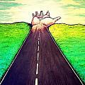 Those Who Follow The Way by Paulo Zerbato