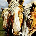 Three Amigos by Mike Kinsey