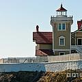 Three Brothers Island Light Station by Mitch Shindelbower