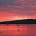 Three Master Sunrise by Douglas Auld