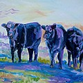 Three Mooges by Donna Tuten