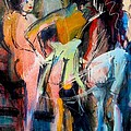 Three Virgins by Les Leffingwell