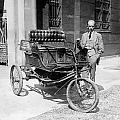 Three-wheel Automobile by Granger
