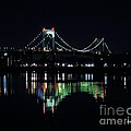 Throggs Neck Bridge by Dale   Ford