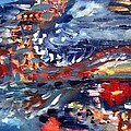 Through The Night by Sandra Konstantinovic