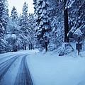 Through The Snow by Heidi Smith