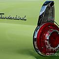 Thunderbird 1 by Vivian Christopher