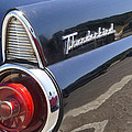 Thunderbird Detail by Mick Anderson