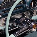 Thunderbird Steering Wheel by Jim And Emily Bush